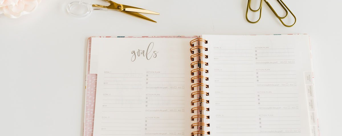 How to set goals for your personal development